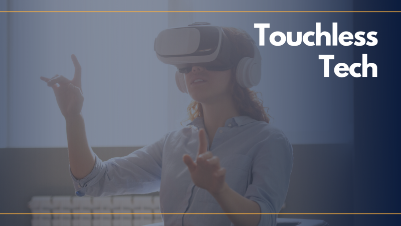 Forget Paperless, Are You Ready for the Touchless Office?